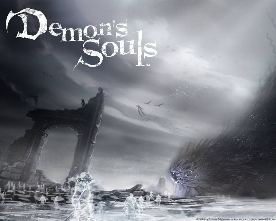 Demon's Souls Farm Guide