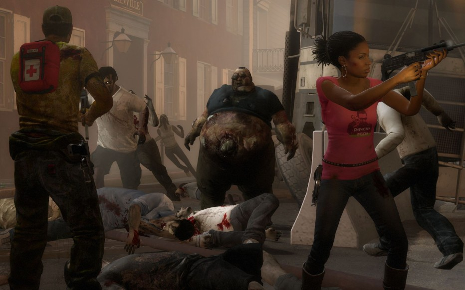 Left 4 Dead 2 : The Sacrifice Review