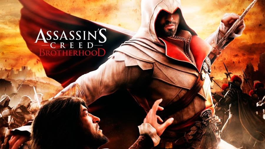 Assassins Creed Brotherhood DLC Exclusive To PS3