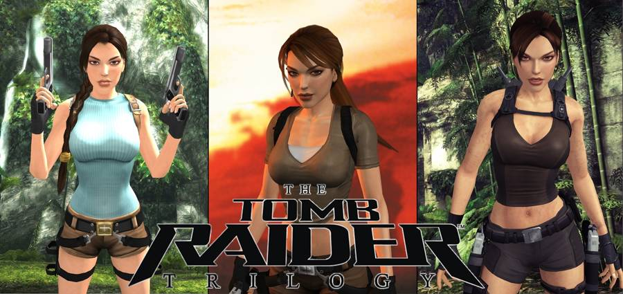 Tomb Raider Trilogy Confirmed