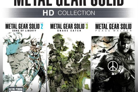 Rumor: MGS HD Trilogy Incoming?