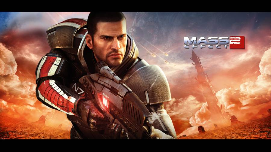 Mass Effect 2 DLC Incoming