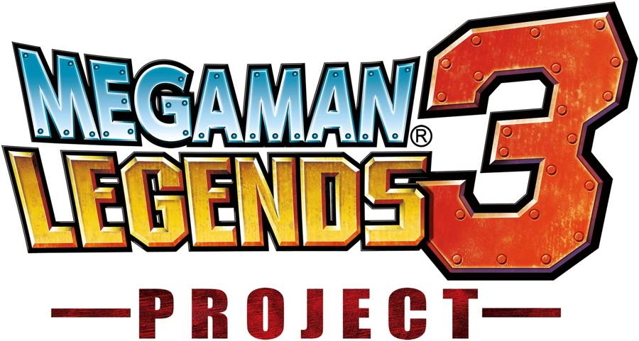 Megeman legends 3 logo