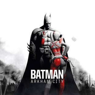 Batman Arkham City Details