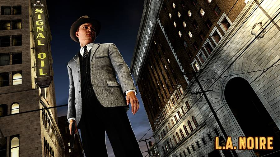 L.A. Noire The White Shoe Slaying Guide