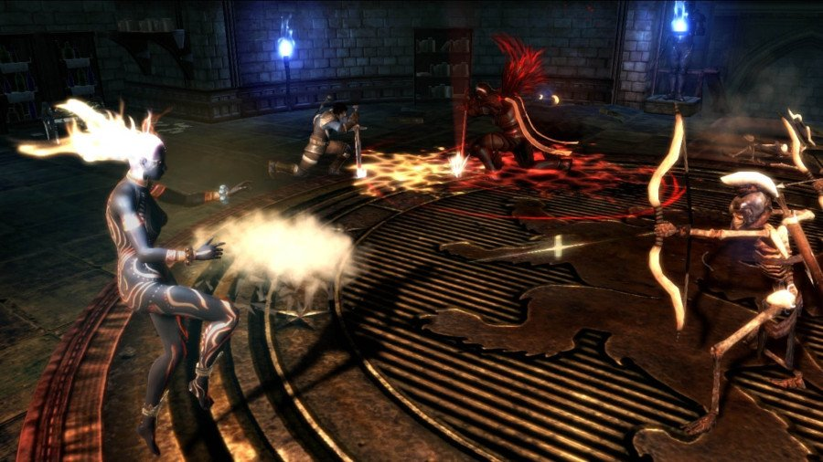 Dungeon siege 3 – new xbox live demo (action rpg gameplay hd.