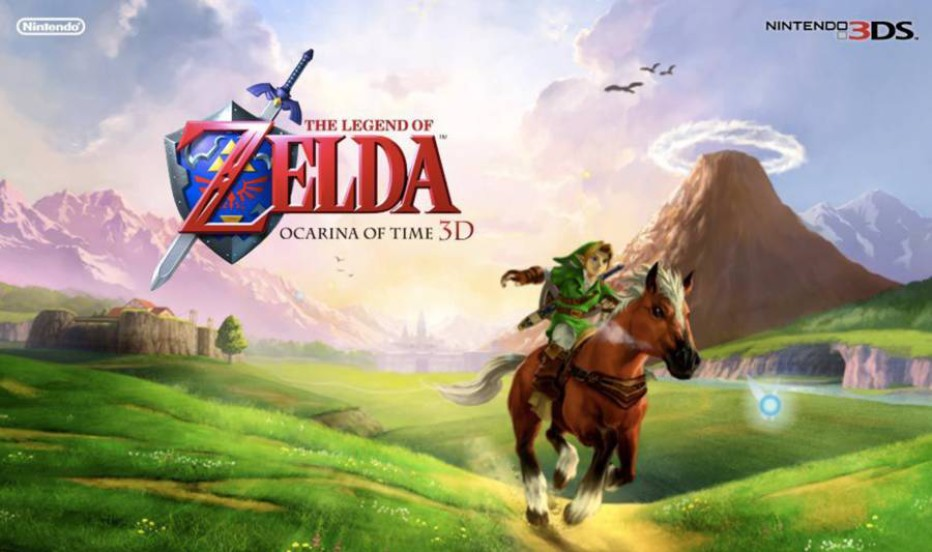 Zelda OoT 3D Review