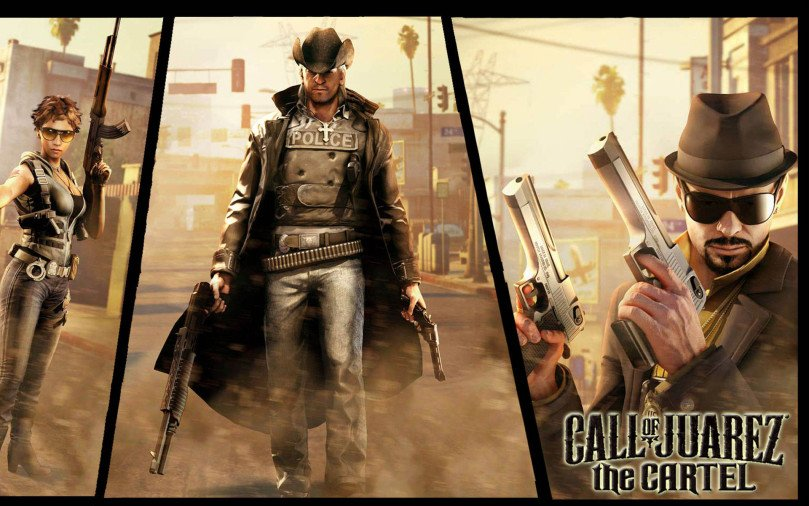 Complete Call of Juarez: The Cartel Special Item Walkthrough All Chapters