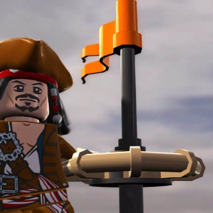 Lego Pirates of the Caribbean Minikit Guide
