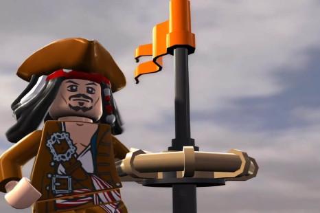 Lego Pirates of the Caribbean Minikit Guide