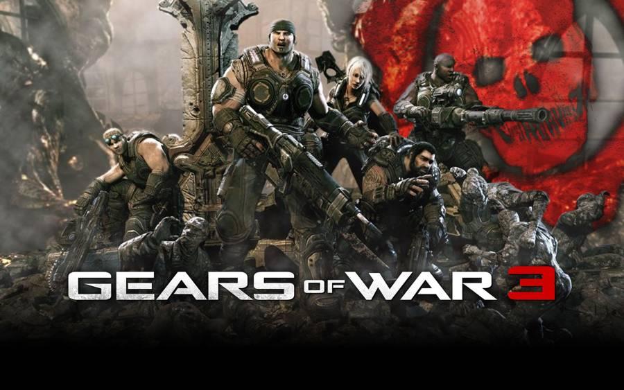 Gears Of War 3 Brumak Boss Guide