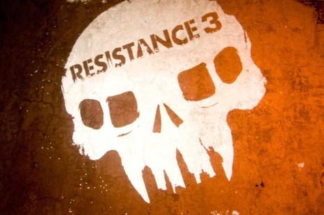 Resistance 3 Beating The Widowmaker