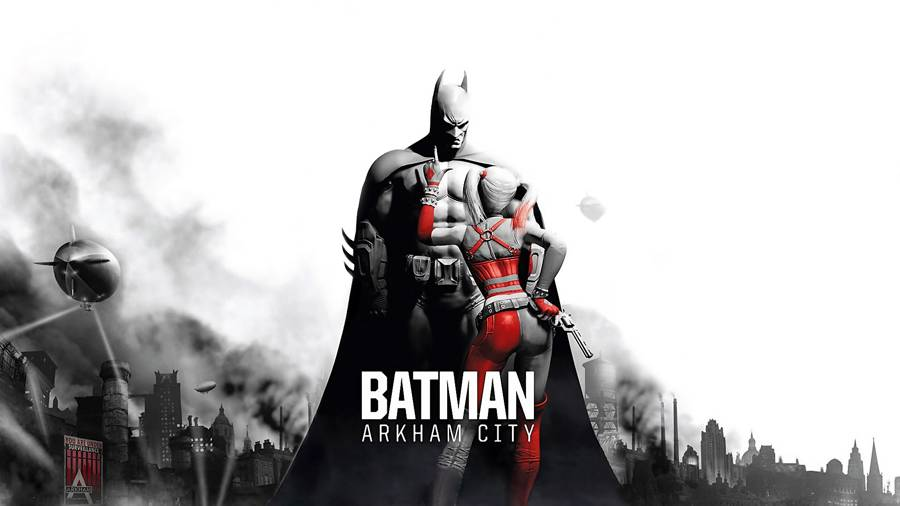 Batman Arkham City Enigma Conundrum Walkthrough