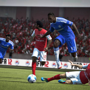 FIFA 12: Fast Exp For Be A Pro