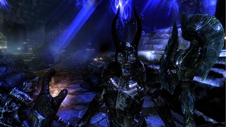 Elder Scrolls V Skyrim How To Level Magic Skills Fast