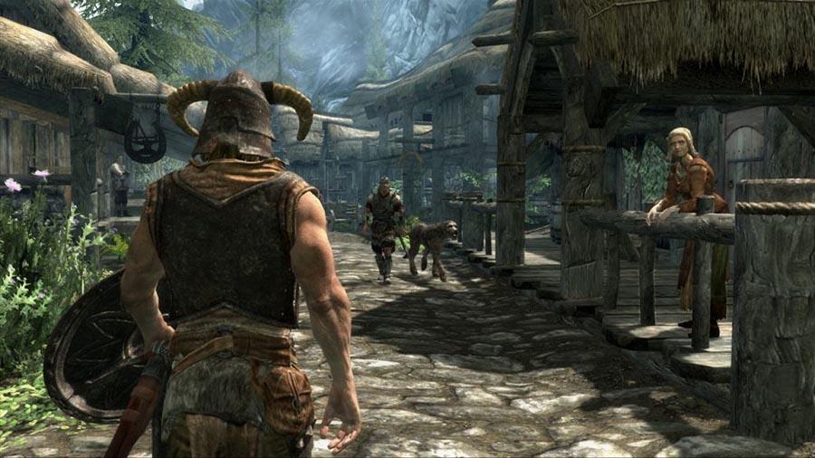 Elder Scrolls V Skyrim - How To Level Other Skills Faster