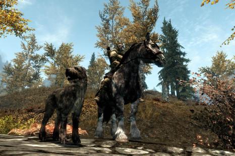 Elder Scrolls V: Skyrim How To Get A Horse