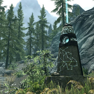 Elder Scrolls V: Skyrim Stone Location Guide