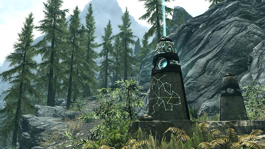 Elder Scrolls V: Skyrim Stone Location Guide