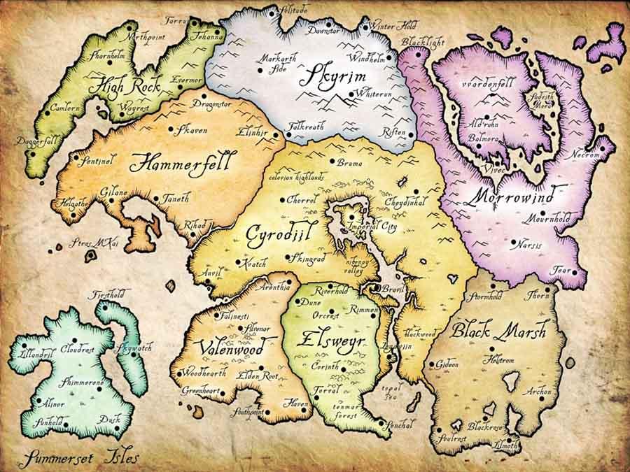 Elder Scrolls V: Skyrim Walkthrough Guide Collection