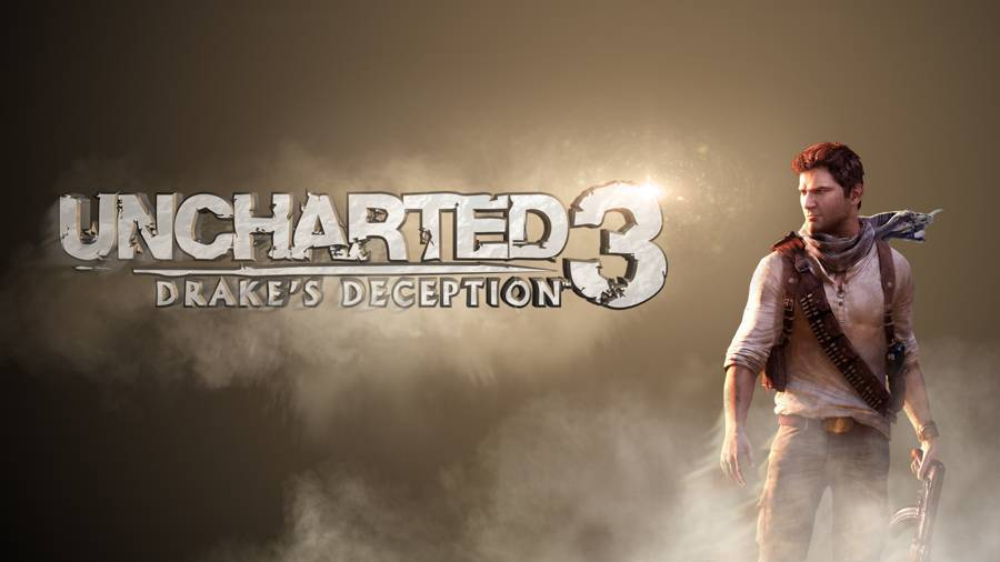 Uncharted 3 Family Tomb Puzzle