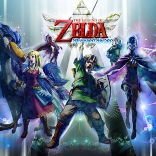 The Legend Of Zelda Skyward Sword Winning The Wing Ceremony