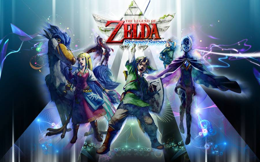 The Legend Of Zelda Skyward Sword Finding Kukiel