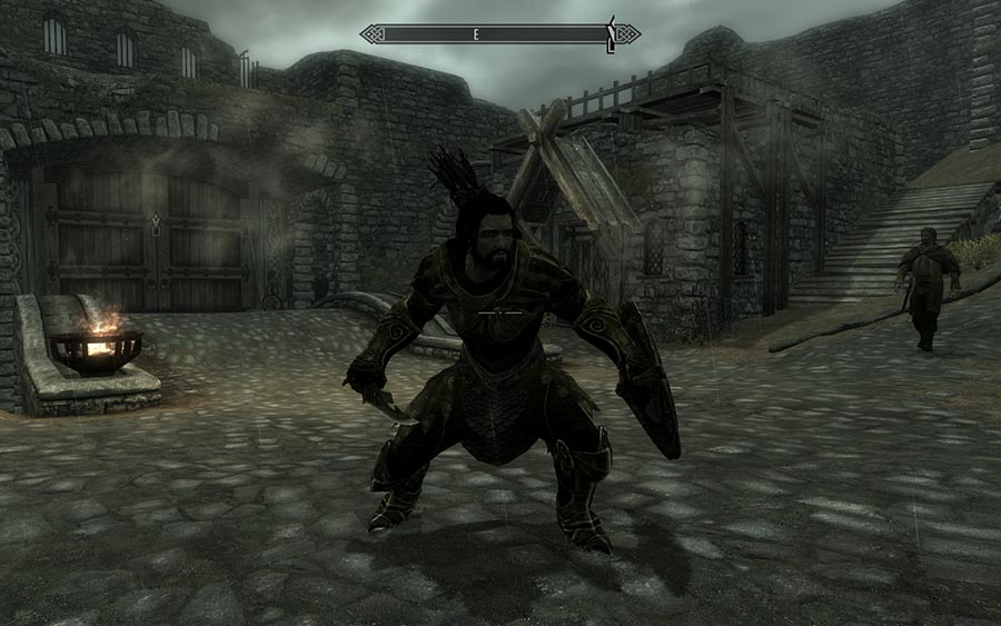 Elder Scrolls V: Skryim How To Level Sneak Fast