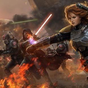 Star Wars: The Old Republic Companion Guide Jedi Knight, Sentinel & Guardian