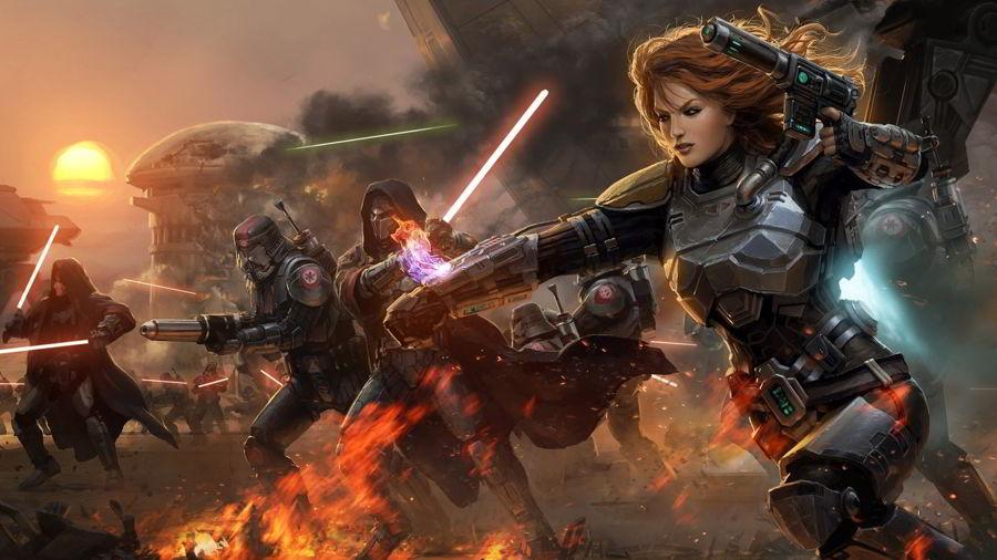 Star Wars: The Old Republic Companion Guide