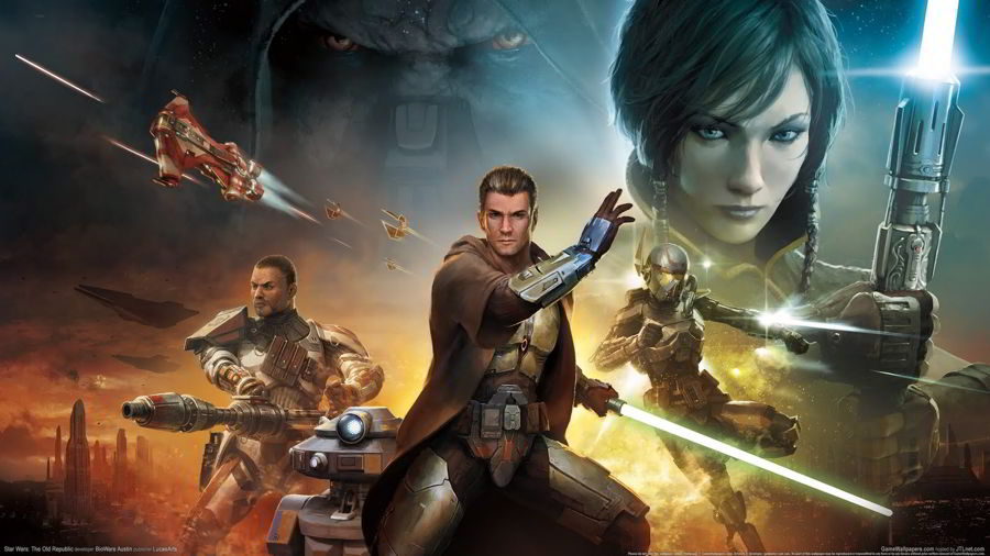 Star Wars The Old Republic Ord Mantal Datacrons