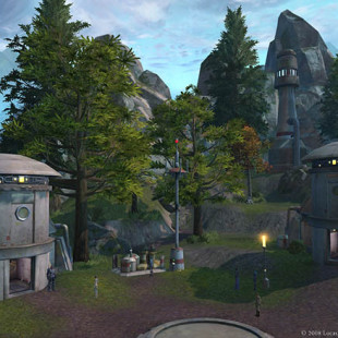 Star Wars: The Old Republic Datacron Locations – Tython