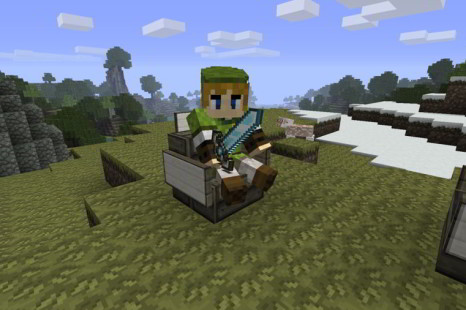 Minecraft 1.1 Released