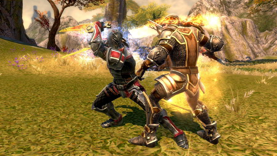 Kingdoms of Amalur Fast Leveling Guide