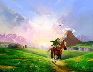 The Legend of Zelda: Ocarina of Time 3D Review