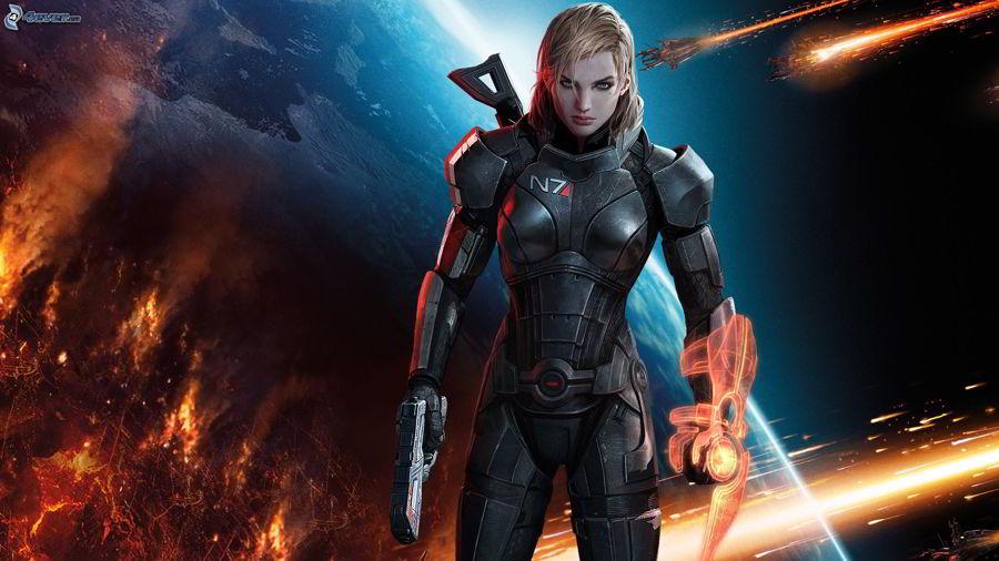 Mass Effect 3 Walkthrough - Manea, Cerberus Labs, Grissom Academy