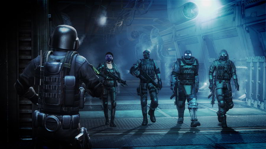 Resident Evil Operation Raccoon City Intel & Data Location Walkthrough Guide