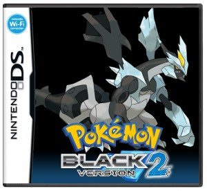 pokemon black 2 box art
