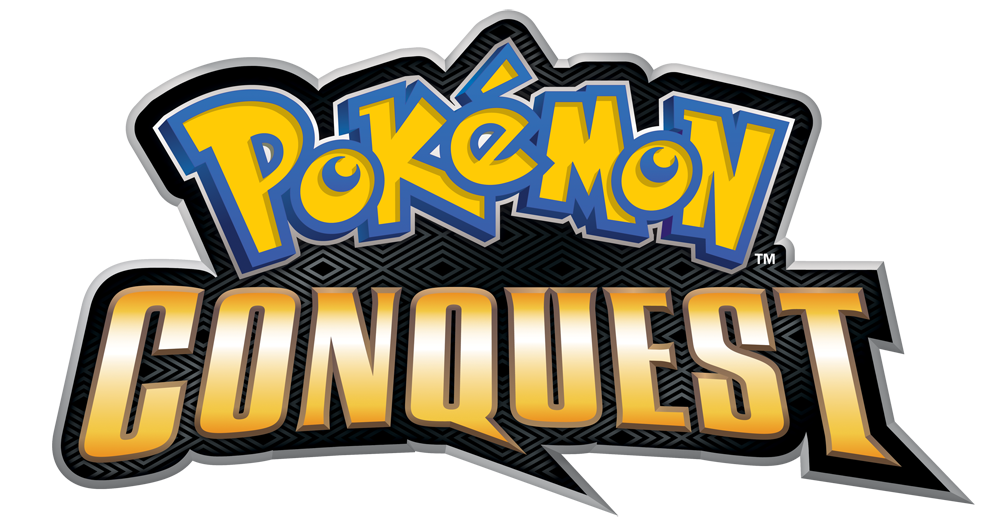 Pokemon conquest header