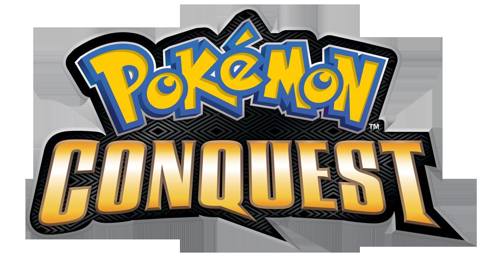 Pokemon conquest header