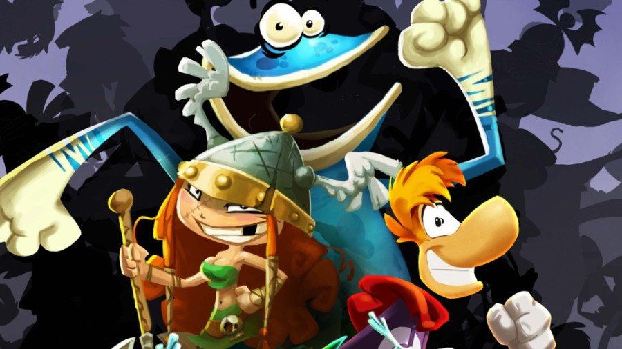 Everything about rayman legends