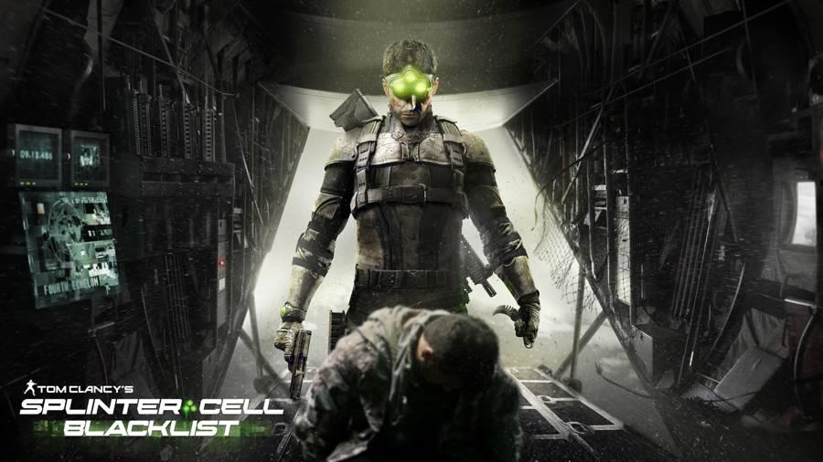 Splintet Cell Blacklist E3 2012