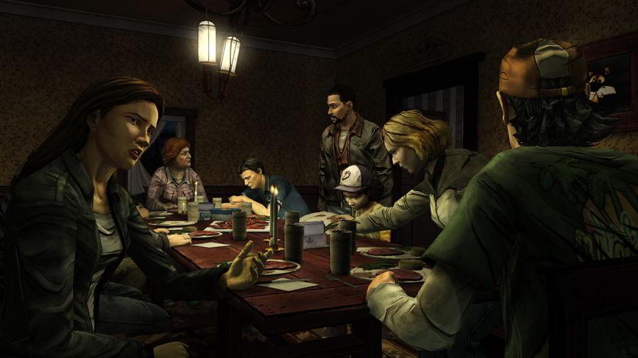 The Walking Dead Season 1 Chapter 3