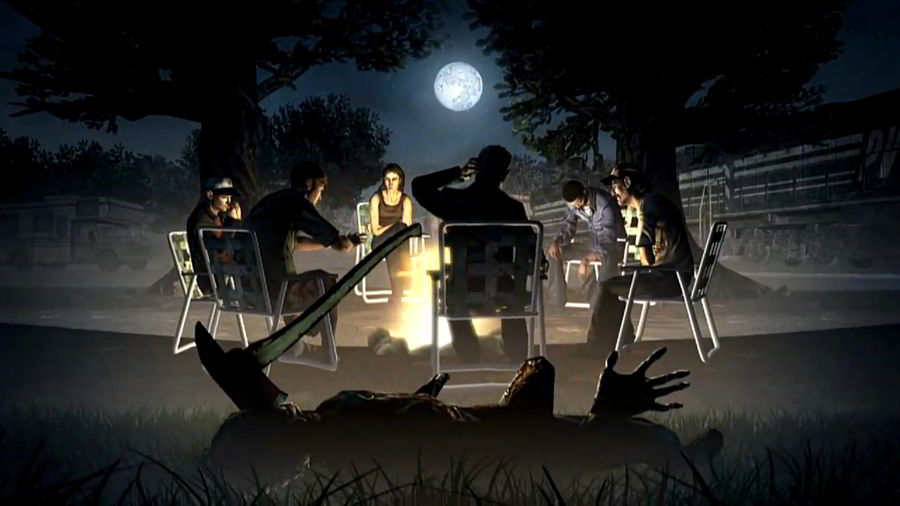 The Walking Dead Season 1 Chapter 5