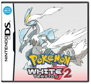 pokemon white 2 box art