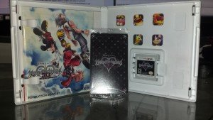 Kingdom Hearts Dream Drop Distance Box