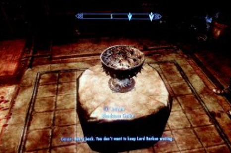 Elder Scrolls V: Skyrim The Bloodstone Chalice Quest Guide
