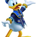 donald duck kingdom hearts