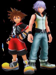 Sora-and-Riku