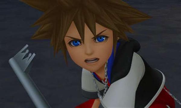 Sora Kingdom Hearts 3d